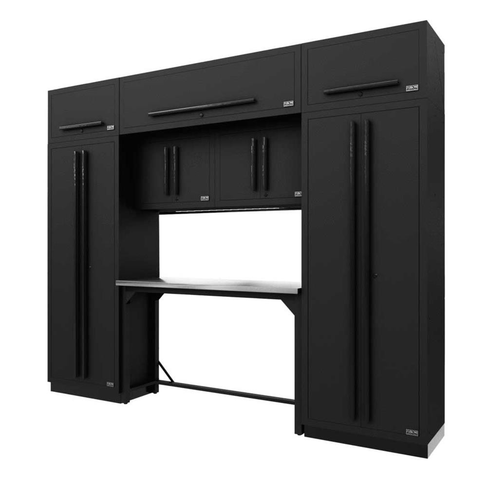 Proslat Fusion PRO 9 Piece Work Bench Set - Black