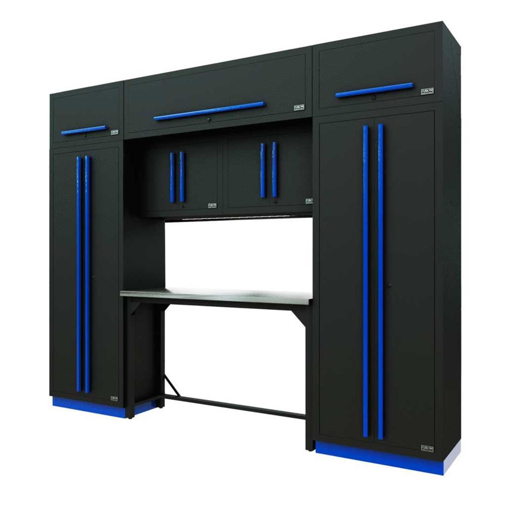 Proslat Fusion PRO 9 Piece Work Bench Set - Blue