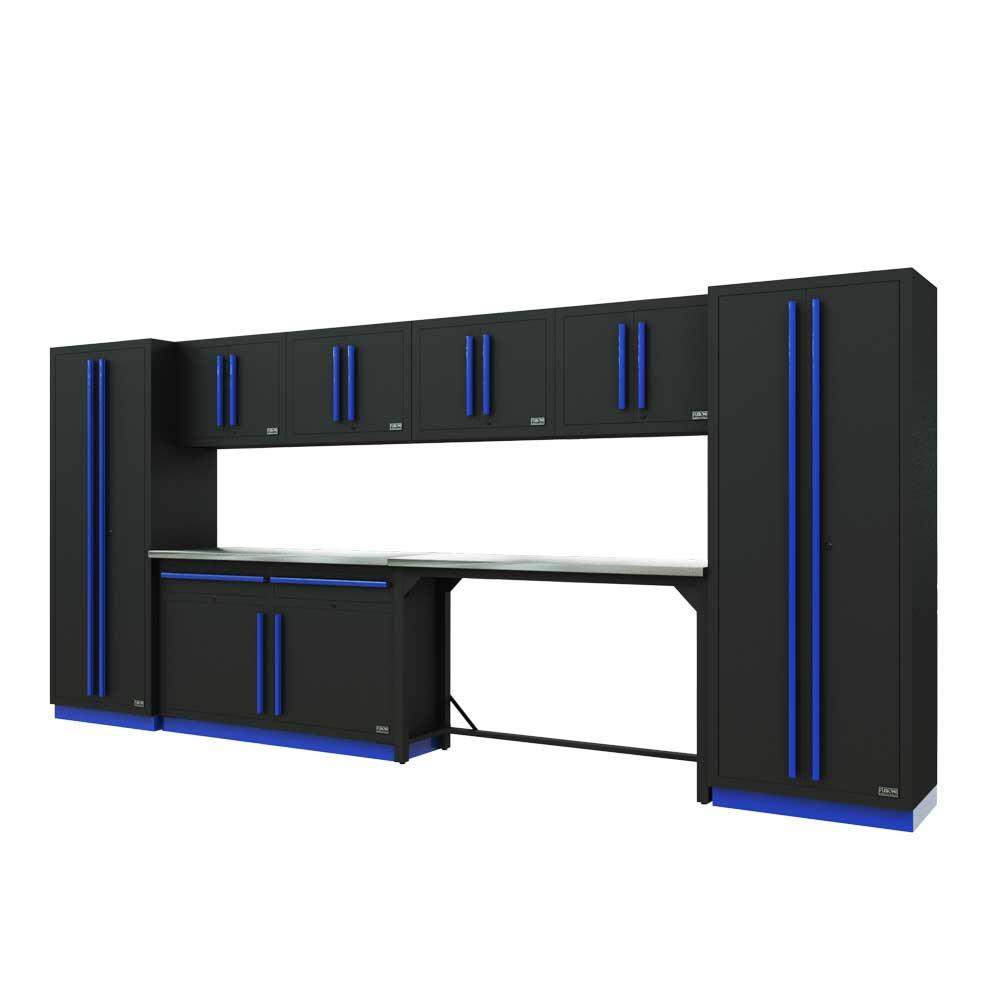 Proslat Fusion PRO 10 Piece Hobby Set - Blue