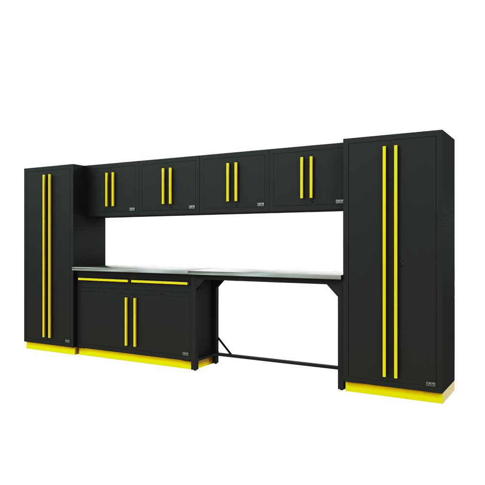 Proslat Fusion PRO 10 Piece Hobby Set - Yellow