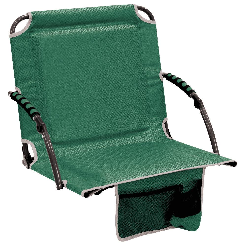 RIO Gear Bleacher Boss PAL Stadium Seat - Green