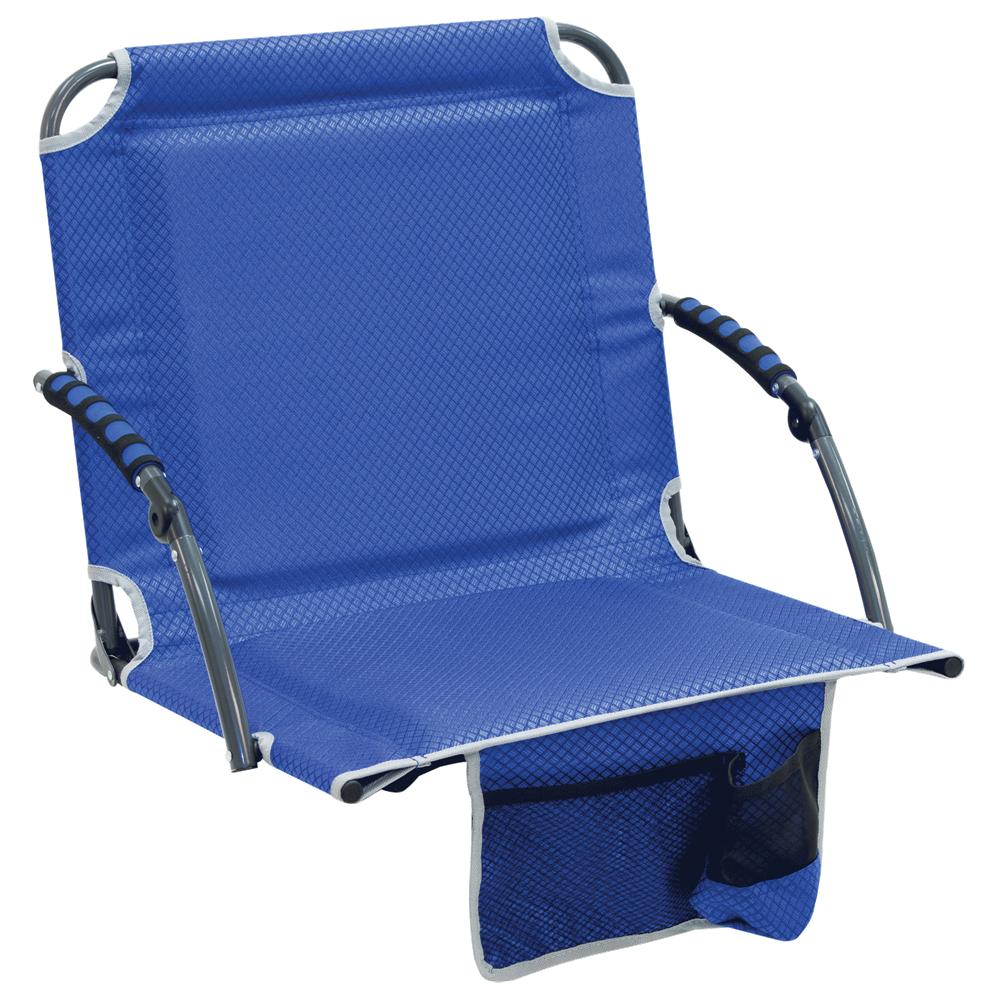 RIO Gear Bleacher Boss PAL Stadium Seat - Blue