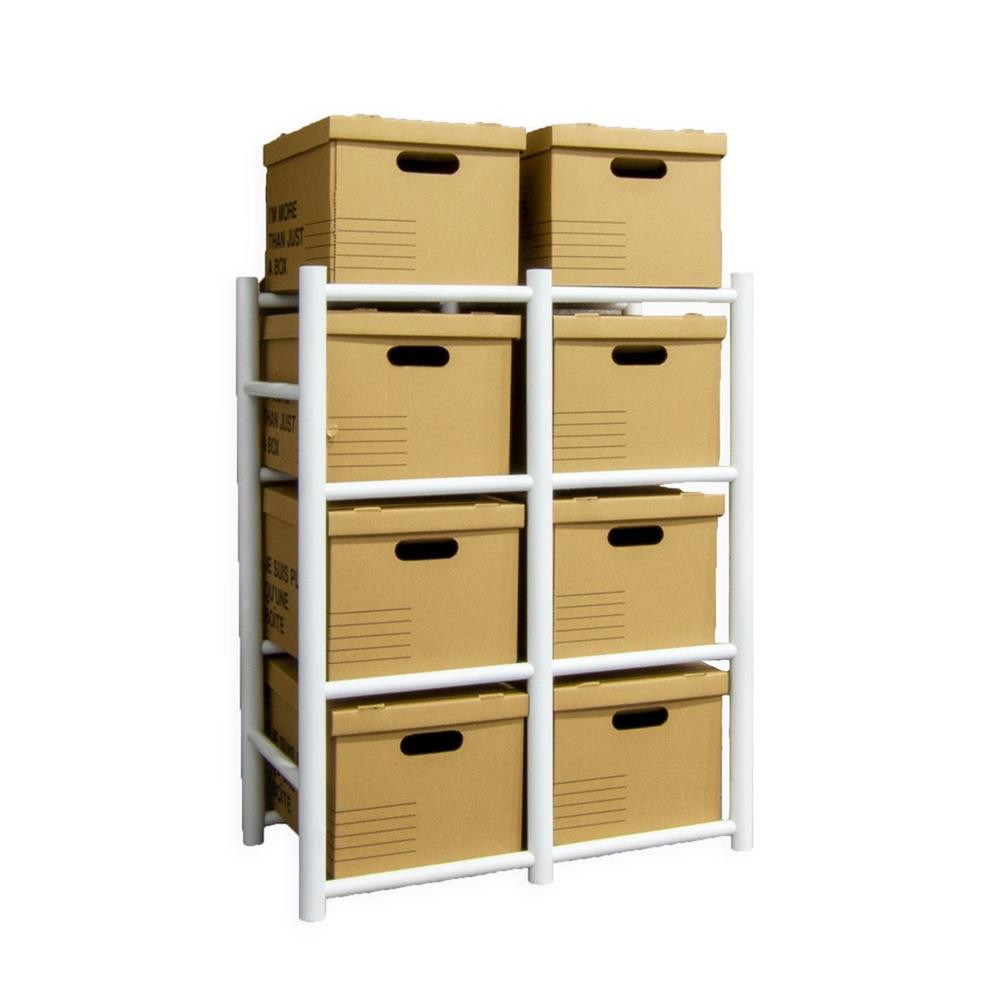 Proslat Bin Warehouse Rack  8 Filebox