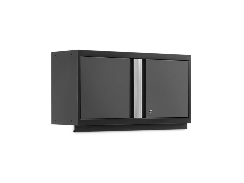 "NewAge Bold 3.0 Grey 36"" Wall Cabinet"