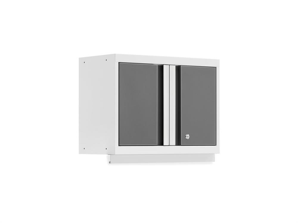 "NewAge Bold 3.0 White 24"" Wall Cabinet"