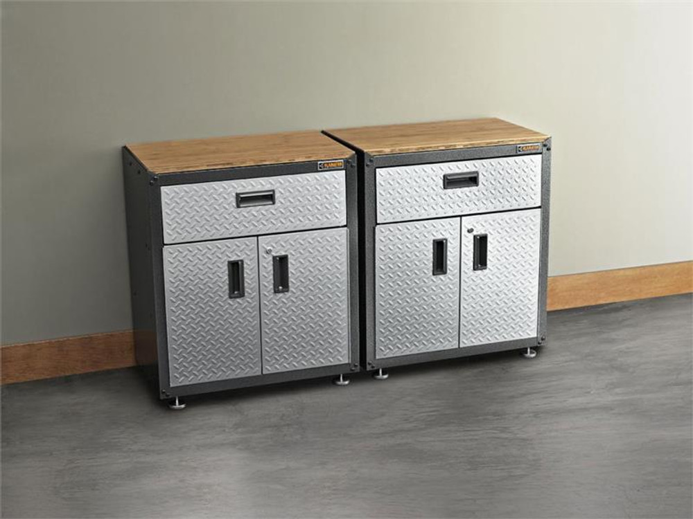 Gladiator Ready-to-Assemble 4 Piece Workstation