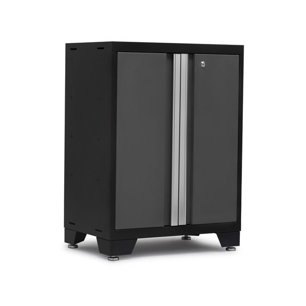 NewAge Bold 3.0 Grey 2-Door Base Cabinet