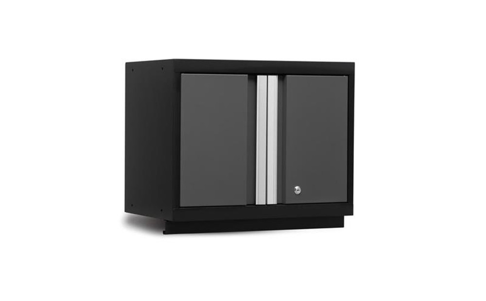 "NewAge Bold 3.0 Grey 24"" Wall Cabinet"
