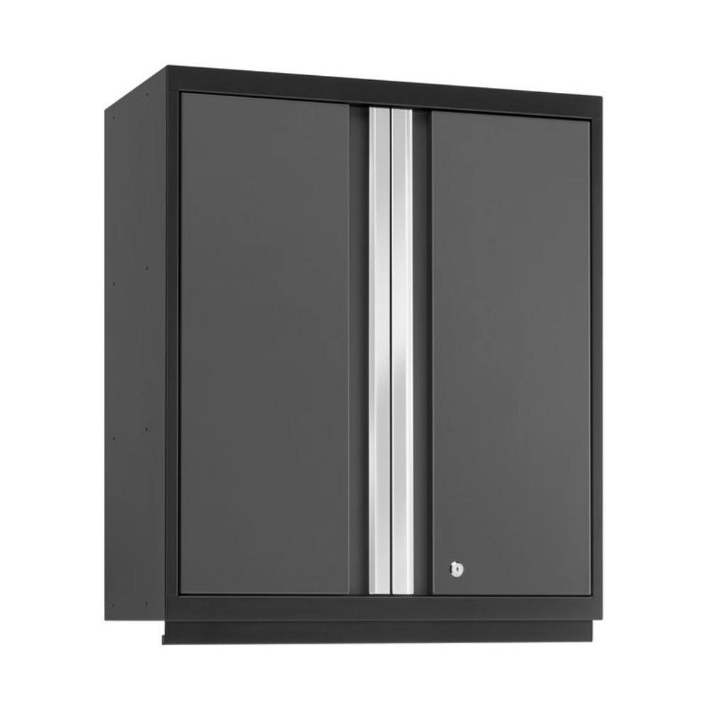 NewAge Pro Series 3.0 Grey Tall Wall Cabinet