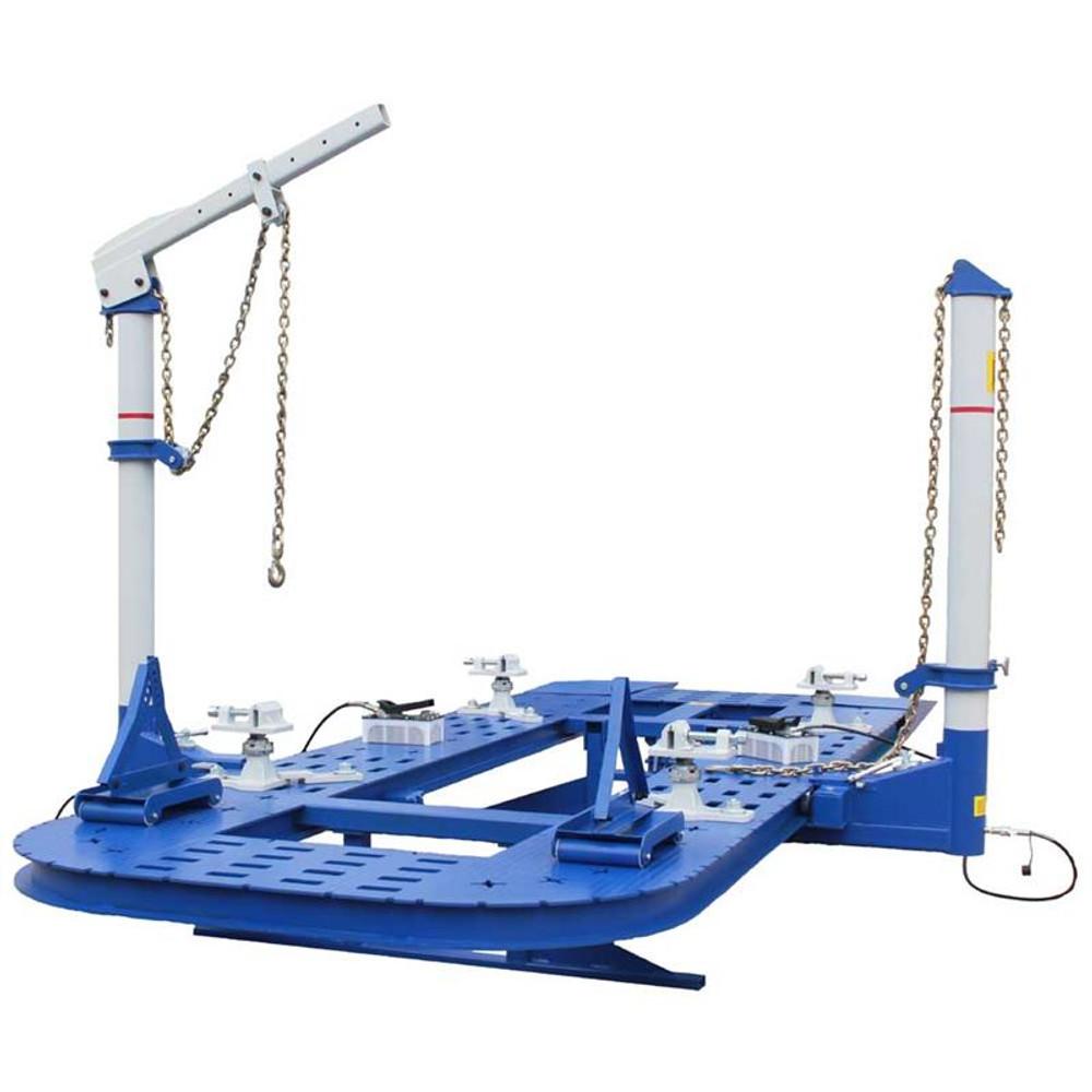 iDeal FR-77-20 20' Tilt Deck/Steel Plate Platform Frame Rack