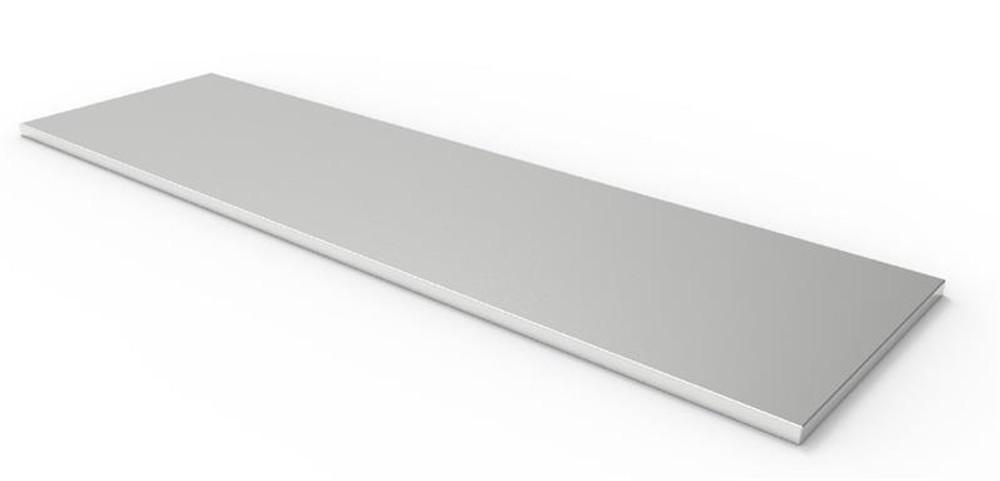 "NewAge Pro 3.0 84"" Stainless Steel Worktop"