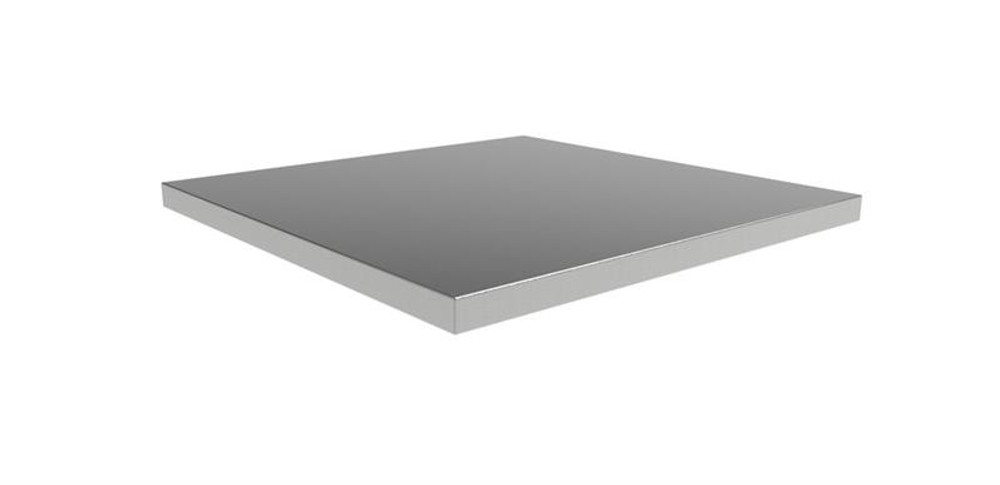 "NewAge Pro 3.0 Stainless Steel 24"" Corner Worktop"