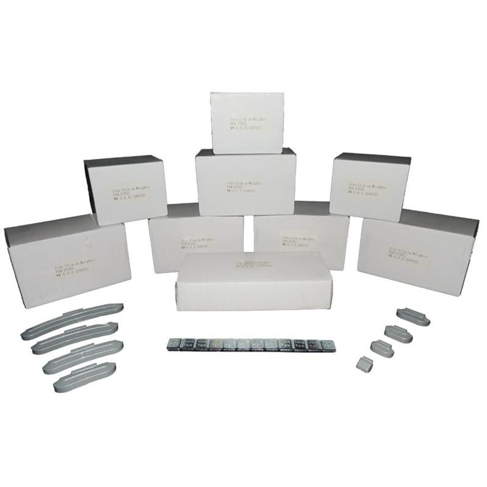 Tuxedo Basic Wheel Weight Kit