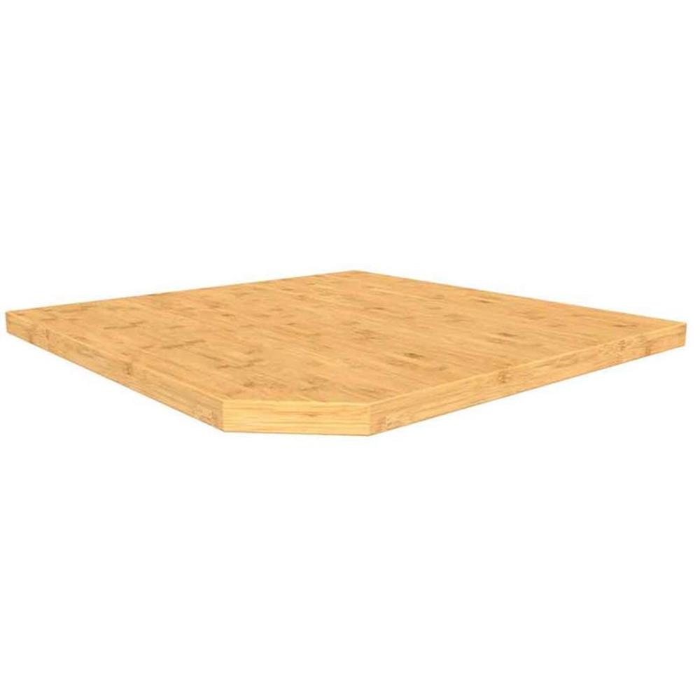 "NewAge Bold 3.0 21"" Bamboo Corner Worktop"