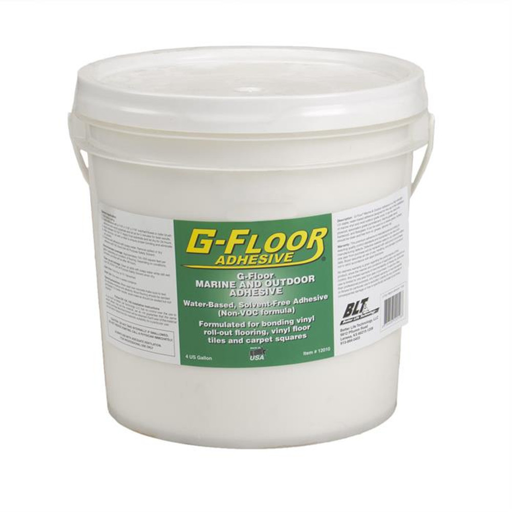 G-Floor Marine And Outdoor Adhesive (4 gal)