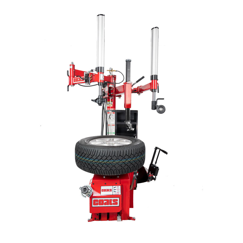 Coats 80CE 2HP 220V Electric Motor Center Clamp Tire Changer