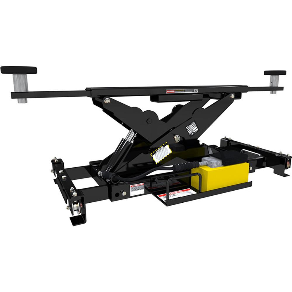 Bendpak RJ45LP 4,500-lb. Capacity / Rolling Bridge Jack / Easy-Roll Wheels / Low-Profile
