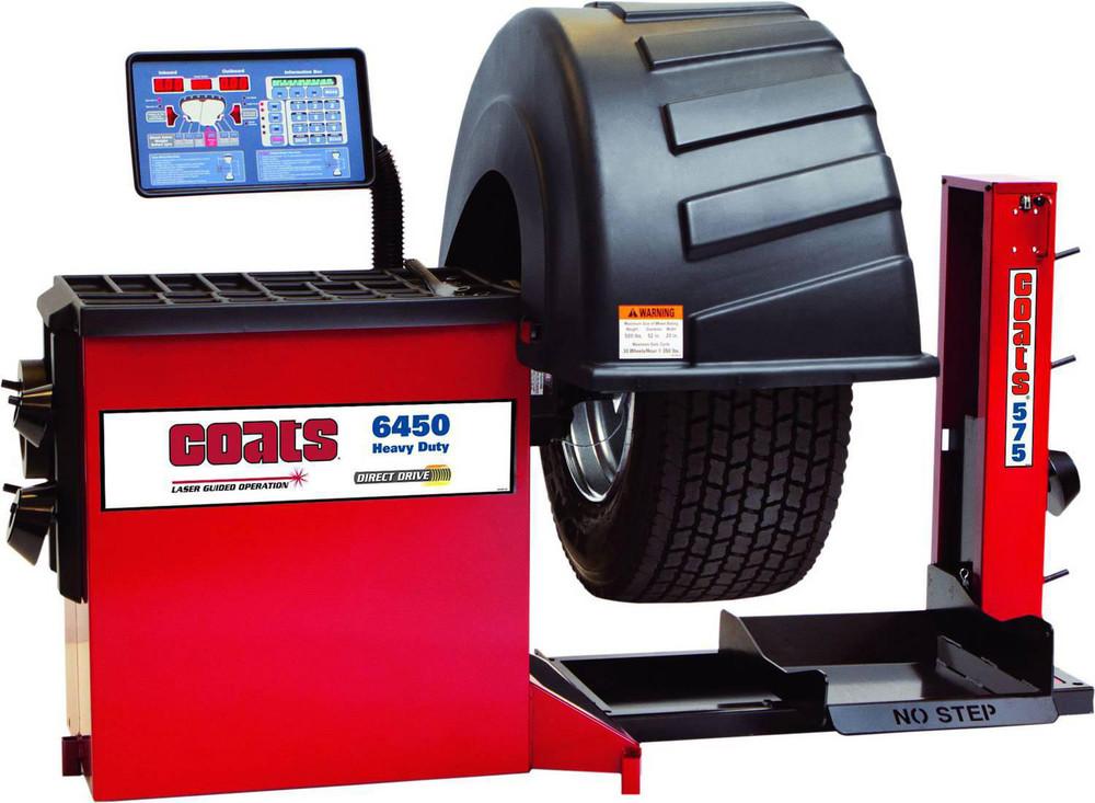 Coats 6450-3D Heavy Duty Wheel Balancer Kit