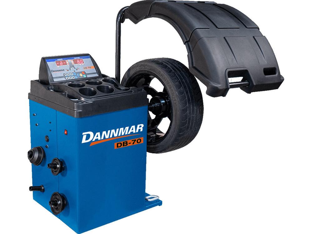 Dannmar DB-70 Automatic Wheel Balancer