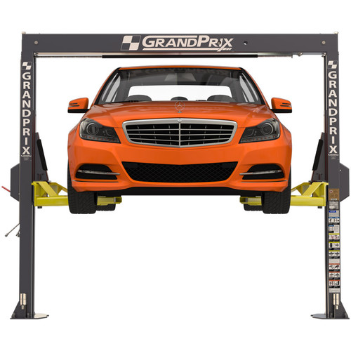 Bendpak GP-7LCS GrandPrix Series ALI Certified 2-Post Lift 7,000-lb. Capacity / 106.5 Overall Height