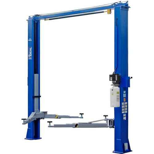 iDEAL TP10KAC-DX 10,000 lb. ALI Certified 2-Post Bi-Symmetric Clear Floor Lift
