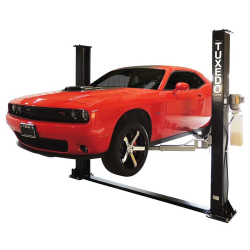 Tuxedo TP9KF-TUX 9,000 lb. 2-Post Symmetric Floor Plate Car Lift