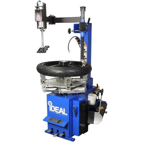 iDEAL TC-400M-B-PL230-K Motorcycle/ATV Tire Changer w/Assist Arm