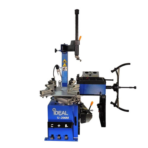 iDEAL TCWB-PSC206M Tire Changer & Motorcycle Wheel Balancer Combo