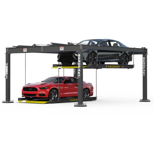 Bendpak PL-6KDT 6,000-lb. Capacity Parking Lift / Tandem / Independent Platforms / SPECIAL ORDER