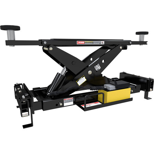 Bendpak RJ9W 9,000-lb. Capacity / Rolling Bridge Jack / Easy-Roll Wheels