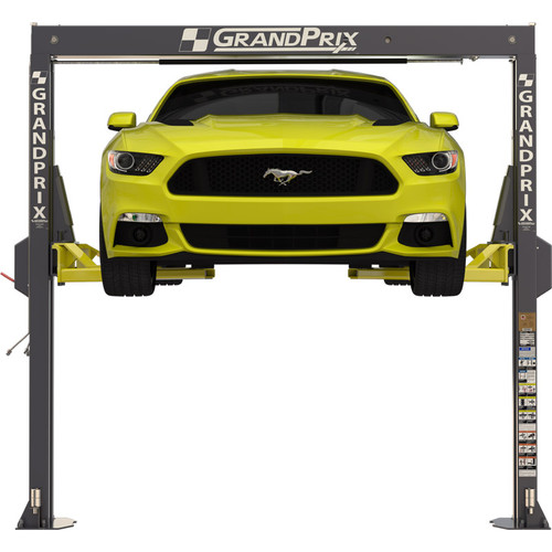 Bendpak GP-7LC GrandPrix Series ALI Certified 2-Post Lift 7,000-lb. Capacity / 118.5 Overall Height