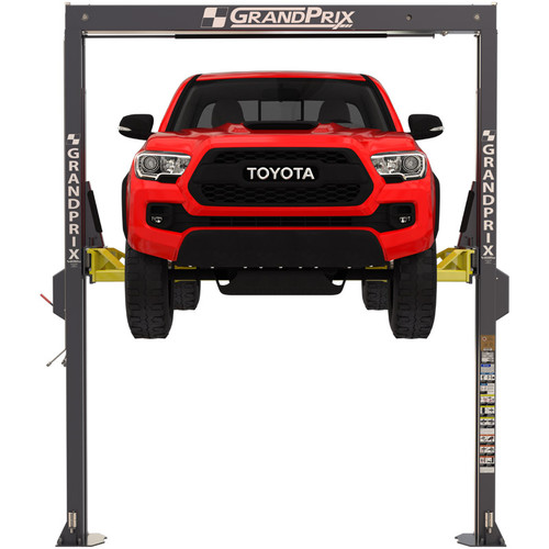 Bendpak GP-7 GrandPrix Series ALI Certified 2-Post Lift 7,000-lb. Capacity / 150 Overall Height
