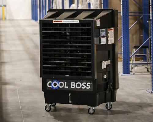 Cool Boss CB-30H Portable Evaporative Air Cooler 208-220 Volt