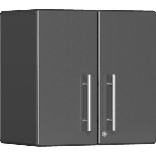 Ulti-MATE Garage 2.0 Series Grey Metallic 2-Door Wall Cabinet