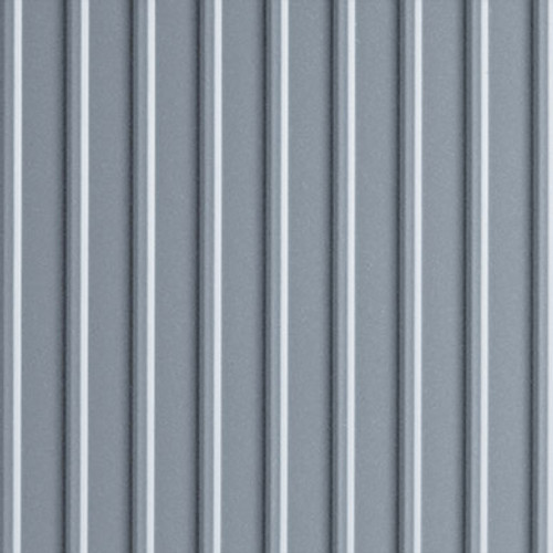 Ribbed Pattern G-Floor 55 mil - 8.5' W x 22' L