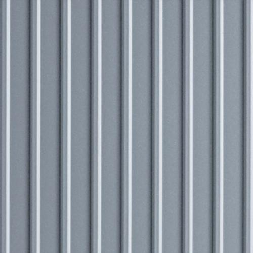 Ribbed Pattern G-Floor 55 mil - 8.5' W x 22' L