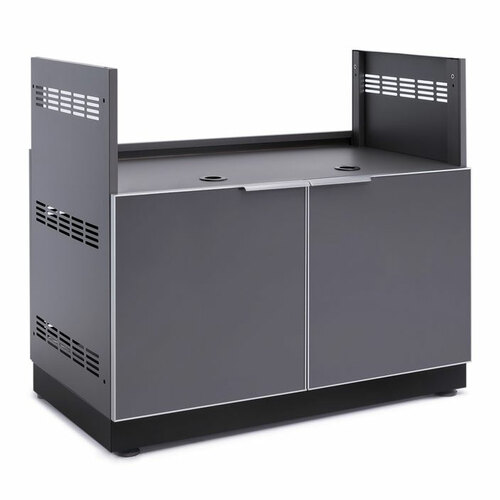 "NewAge Aluminum Slate 40""W x 23""D Insert Grill Cabinet"
