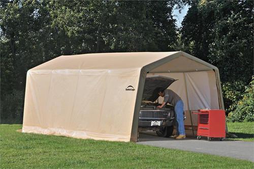 ShelterLogic AutoShelter 10 x 20 x 8 ft.