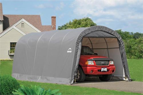 ShelterLogic Garage-in-a-Box RoundTop 12 x 20 x 8 ft.