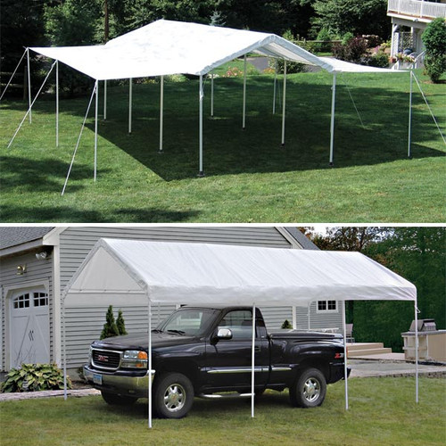 ShelterLogic Max AP Canopy 10' x 20' 2-in-1 Pack - Extension Kit
