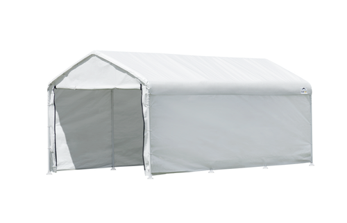 ShelterLogic SuperMax Canopy 2-in-1 with Enclosure Kit, 10 ft. x 20 ft.