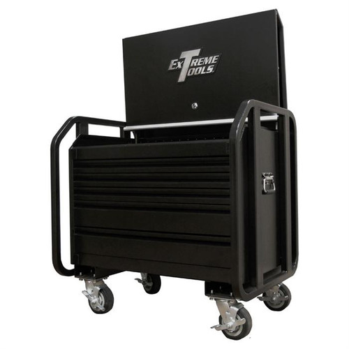 "Extreme Tools 36"" Deluxe 5-Drawer Road Box"