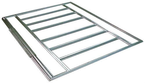 Arrow Shed Floor Frame Kit for 8 x 5 ft. for Admiral and Viking Sheds (Swing Doors)