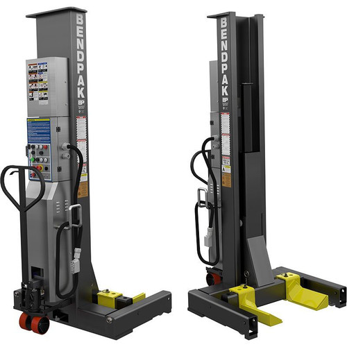 BendPak PCL-18B 18,000 Lb. Capacity per Portable Column Lift - Set of 2 Low Voltage ALI Certified