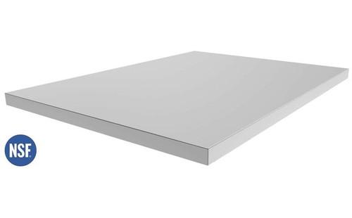 "NewAge Stainless Steel 32"" NSF Certified Countertop"