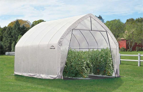 ShelterLogic GrowIT High Arch Greenhouse 13' X 20' X 12'