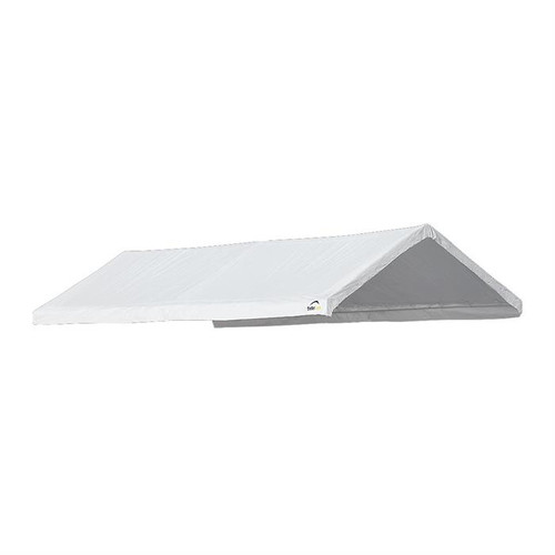 ShelterLogic AccelaFrame Canopy 10 x 20 ft Replacement Cover - White