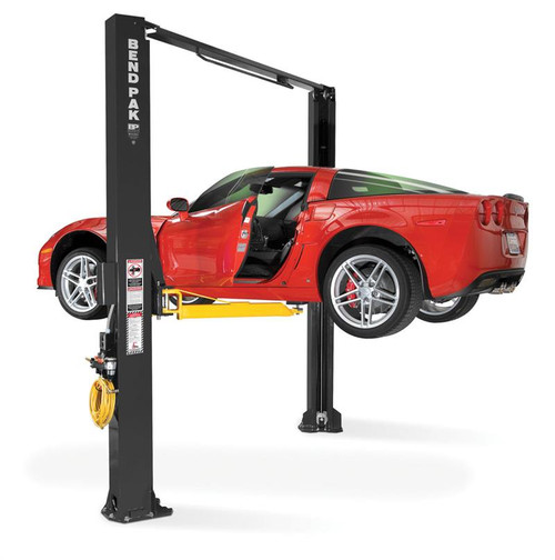 BendPak XPR-10AS-168 Extra Tall, Dual-Width, 10,000 Lb. Capacity, ALI Certified Two-Post Lift, Asymmetric