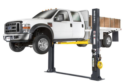 BendPak XPR-12FDL Car Lift-12,000 Lb. Capacity, ALI Certified Floorplate, Direct-Drive