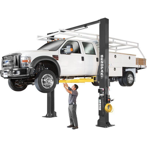 BendPak XPR-18CL-192 Extra Tall, 18,000 Lb. Capacity, ALI Certified Clearfloor, Standard Arms